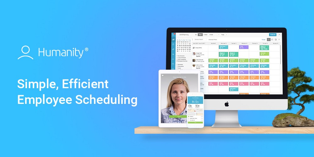 Say Goodbye to spreadsheets and create a full staff schedule in