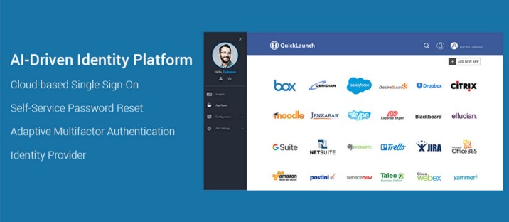 Single Sign-On from any device to all of your applications